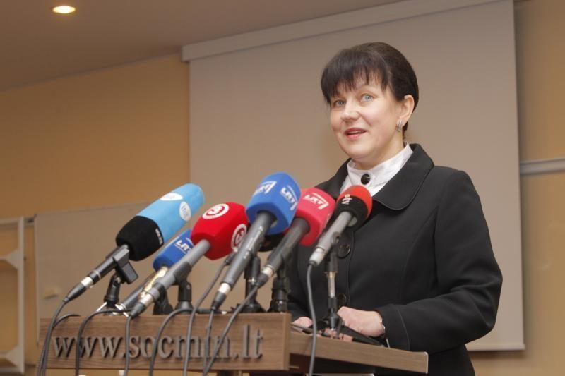 Ministerijos atstovė: mergaitės būklė gerėja ir ji grįš į namus