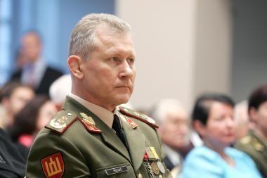 A.Pocius: dabartiniu metu dėmesys Lietuvos gynybai yra daug didesnis