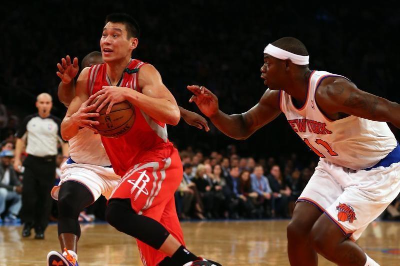 """Be D. Motiejūno žaidusi """"Rockets"""" parklupdė """"Knicks"""" jų tvirtovėje"""