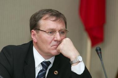 A.Čaplikas traukiasi ir dėl konservatorių paramos stokos (papildyta)