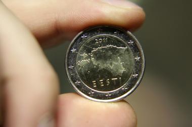 Eurogrupės vadovas: Lietuvai pavyks pasiekti tikslus dėl euro
