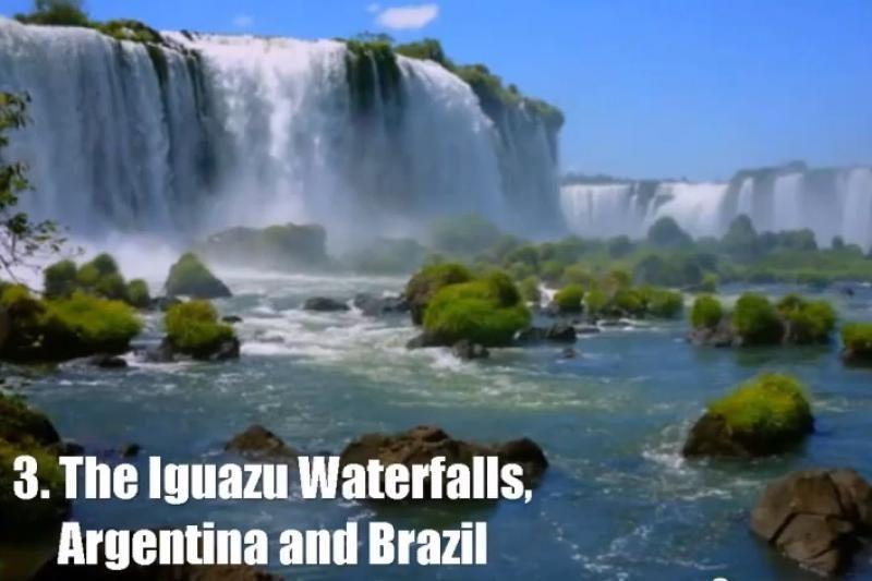 Nuostabi Žemė: dešimt gražiausių pasaulio vietų