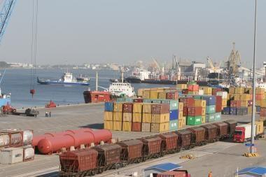 Klaipėdos uostas - Pabaltijo lyderis