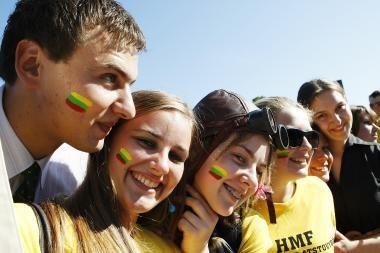 Įvertinti Klaipėdos universiteto studentai