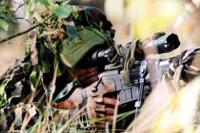 Misiją pradėjo nauja specialiųjų pajėgų karių pamaina