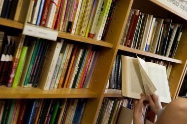 Šįmet viešosios bibliotekos įsigis daugiau leidinių