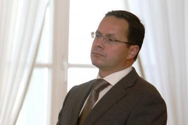 Teikiama Ž. Pavilionio kandidatūra į Lietuvos ambasadorius JAV