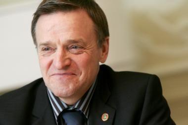 Kultūros ministro komandą paliko atstovė spaudai