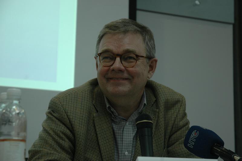 Rusijos publicistas Vilniuje diskutuos apie informacinius karus