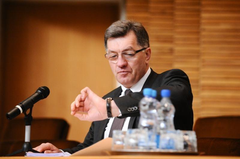 Premjeras Lenkijoje aptars elektros ir dujų jungčių klausimus