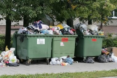 Kaip skaičiuos atliekų tvarkymo mokestį - vis dar neaišku