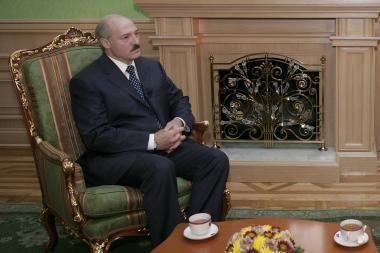 Baltarusijos prezidentas įspėjo Maskvą dėl agresijos