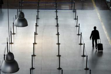 Briuselio oro uostas uždarytas dėl aviadispečerių streiko