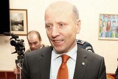Sėkmės savivaldos rinkimuose atveju R.Palaitis gali atsisakyti ministro posto