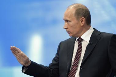 V.Putino sugrįžimui dirva beveik paruošta