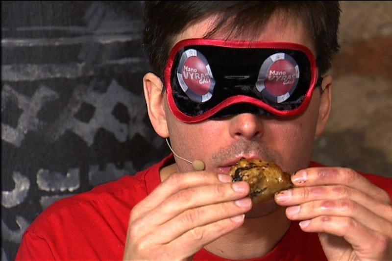 Eglijos Vaitkevičės mylimasis neskiria vištienos nuo avienos