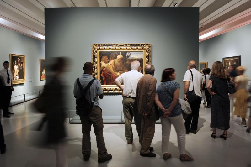 Atrasta šimtas naujų jaunojo Caravaggio kūrinių