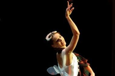 "Operos ir baleto teatre - H. Løvenskioldo baletas ""Silfidė"""