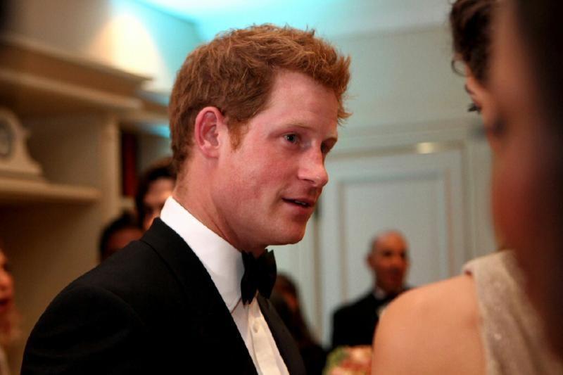 Didžiosios Britanijos princas Harry vėl lankysis JAV