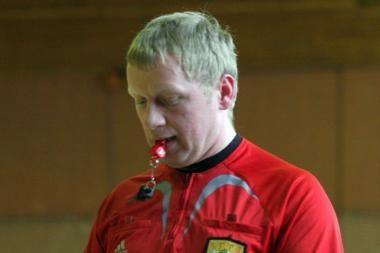 Lietuvos teisėjas vyks į stipriausių Europos paplūdimio futbolo rinktinių turnyrą
