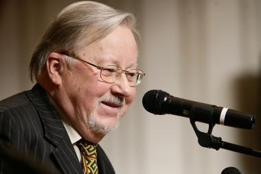 Į V.Landsbergio nuomonę atsižvelgė - jo vardo salės Seime nebus