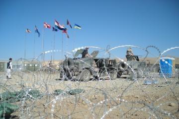 Apšaudyta Lietuvos karių stovykla Afganistane (papildyta)