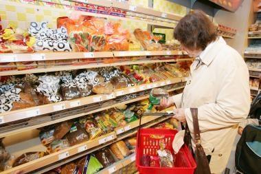 Gyventojai kviečiami nupirkti maisto vargstantiems