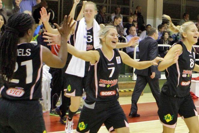 """""""Kibirkšties"""" įvertinimas Europos taurėje: laimėti namuose - privalu"""