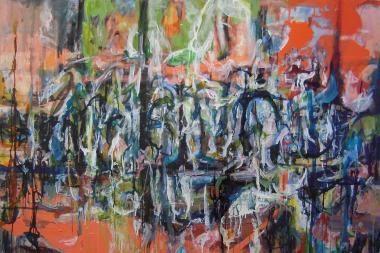 Dviejų jaunų tapytojų parodoje – būsenų erdvės