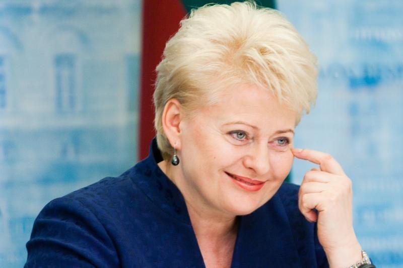 D.Grybauskaitė: tarptautinės meno mugės - langas į pasaulinę meno rinką