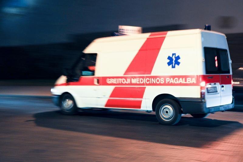 Vilniaus ligoninėje mirė mįslingai susižalojęs senolis