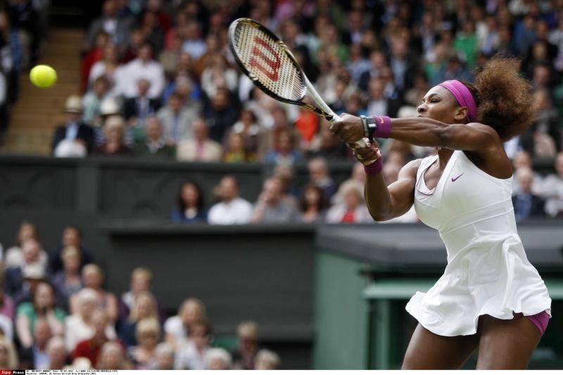 Teniso turnyre Majamyje - S. Williams ir A.Murray'aus pergalės