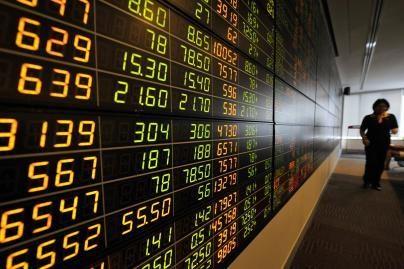 Už manipuliavimą akcijų rinka - bauda