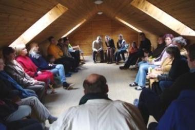 Arkos bendruomenė jau Lietuvoje