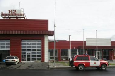 Klaipėdos LEZ - gelbėtojų padalinio įkurtuvės
