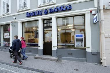 Smulkieji Šiaulių banko akcininkai galės pirkti naujų akcijų (papildytas)