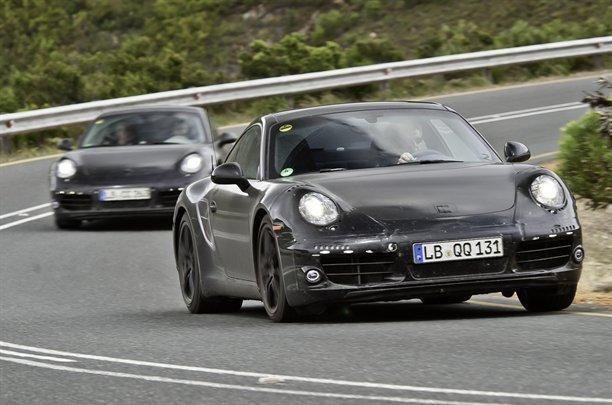"Septintos kartos ""Porsche 911"": lengvesnis, taupesnis, greitesnis"