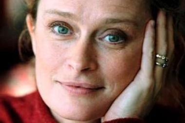 Švedų kino žvaigždė Lena Endre vieši Vilniuje