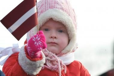 Latvija mini 92-ąsias savo nepriklausomybės metines