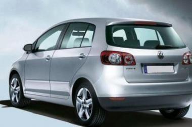 "Antrasis ""Volkswagen Golf Plus"" - be didelių permainų"