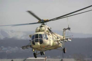 Rusijos prezidento atstovas žuvo sraigtasparnio katastrofoje