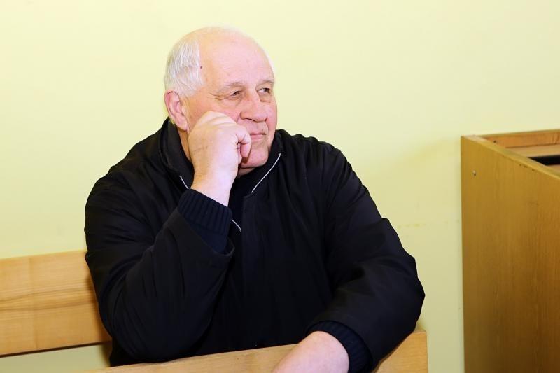 Alfonsas Šimkus pripažintas kaltu korupcijos byloje
