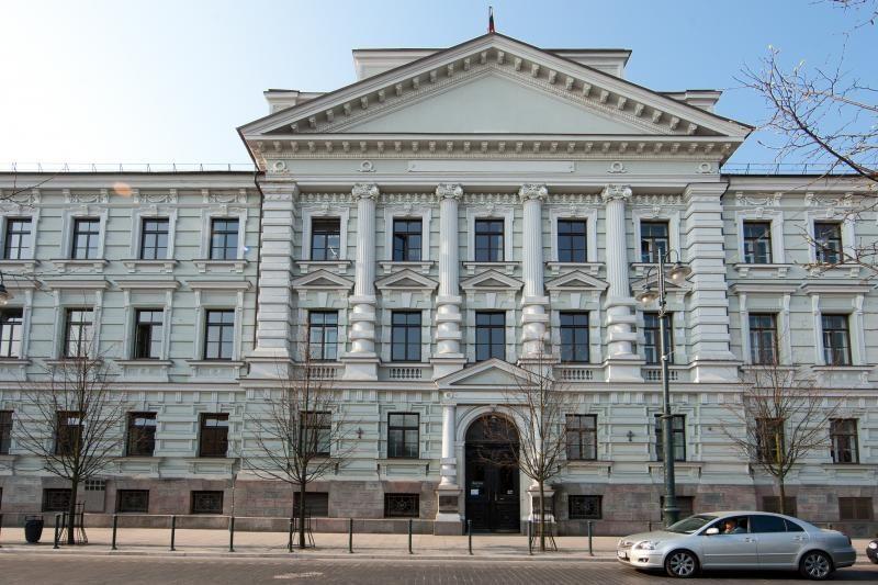 Buvusiai Vilniaus apygardos teismo finansininkei pareikšti įtarimai