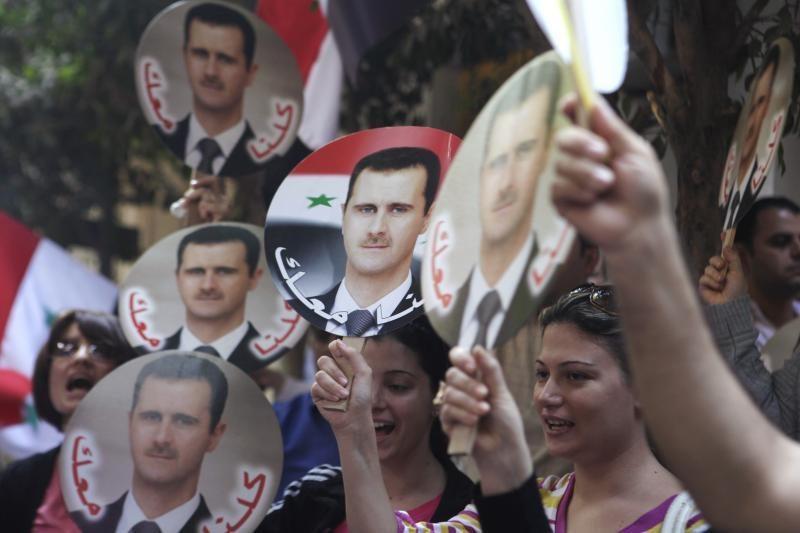 """""""Wikileaks"""": B.al Assadas paštu siuntinėdavo seksistinius juokelius"""
