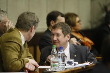 Politikas E.Sabataitis vėl išvengė teismo