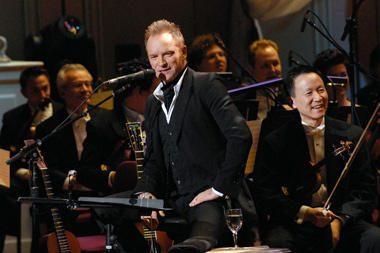 Naujausias Stingo albumas – jau kitą savaitę