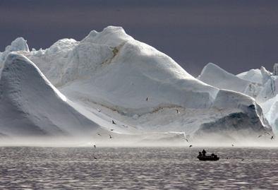 Grenlandijoje nuskendo du danų turistai