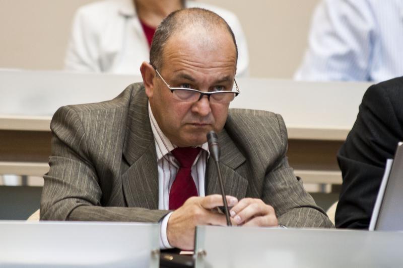 A.Orlauskas pašalintas iš Socialdemokratų partijos