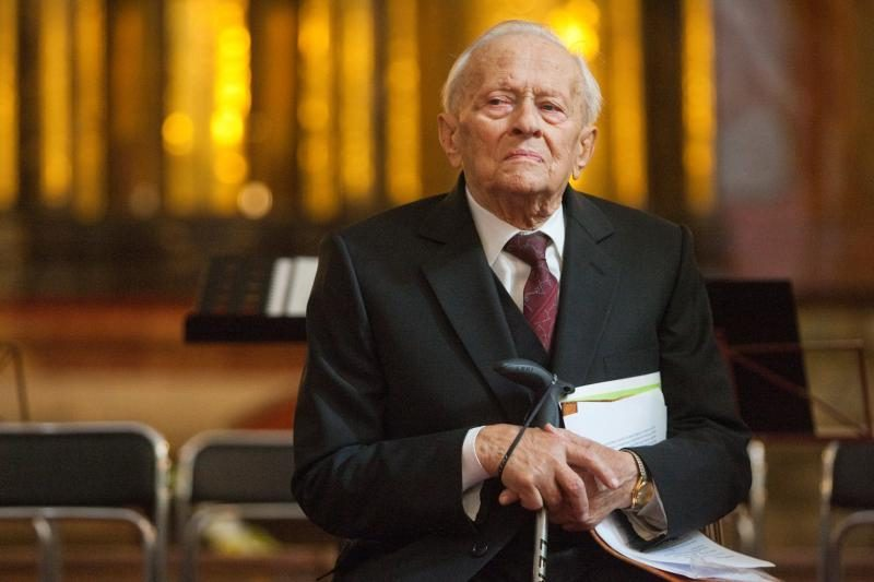 Mirė ilgametis Vilniaus universiteto rektorius Jonas Kubilius