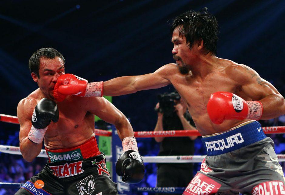 Įspūdingiausi įvykiai bokso pasaulyje 2012 m.